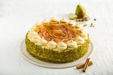 torta od pistaca i krusaka