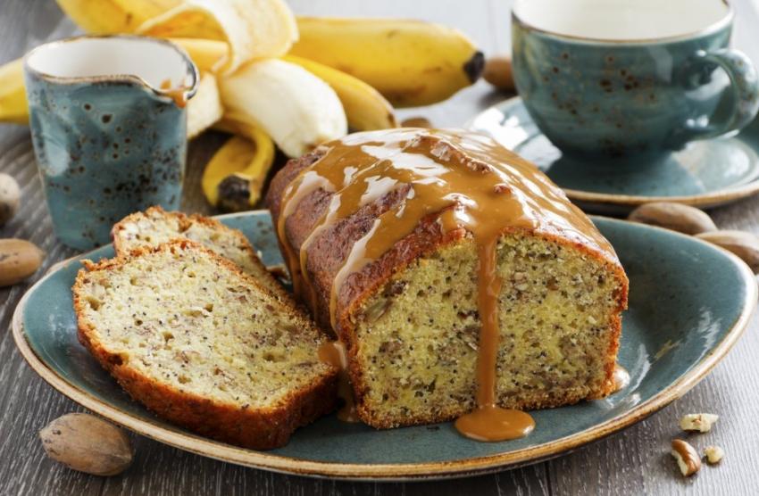 Osvezavajuca torta sa bananama i keksom