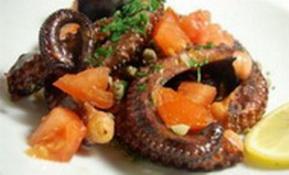 Hobotnica sa krompirom