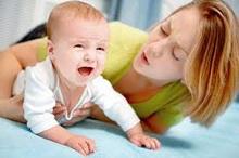 Stomačni problemi kod bebe