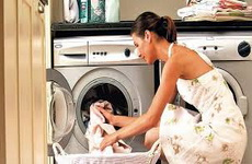 Mašinsko pranje veša