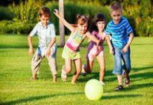 Fizicka aktivnost za zdravlje dece