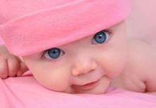 boja bebinih ociju