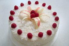 torta od kokosa