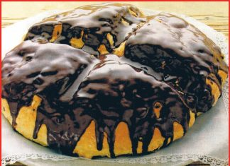 bozicni-kolac-sa-cokoladom