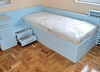 Detetu je potreban prostran krevet