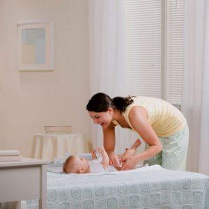 Kako da izlečite osip kod beba