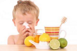 Borba sa prehladom kod dece