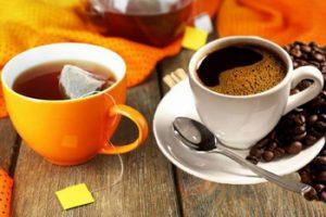Šta piti kafu ili čaj?