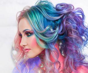 Atraktivan način bojenja kose