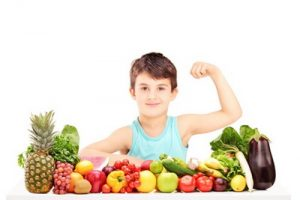 Zdrav imuni sistem kod predškolske dece