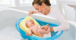 Kako negovati osetljivu bebinu kožu?