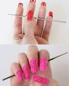 Milje nokti su najnoviji trend