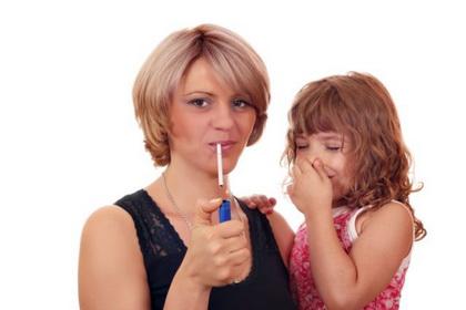 Zdravlje deteta i pasivno pušenje