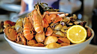Sastav i korist od morskih plodova