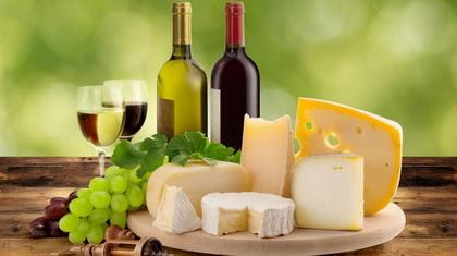 Kombinacija vina i sireva za uživanje